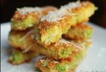 recipes: savory snacks & apps