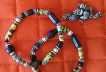 beads :: paper / how to make beads from paper / by Peggy