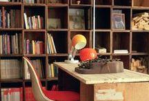 Design Interior/Decor_Bookshelf / by Erika Cabral