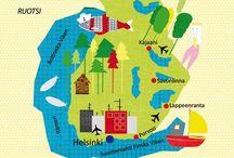 Cartografico / Maps, ground description with a graphic atractive.