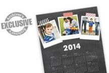 Fast, Fabulous Photo Calendars / Create decorative photo calendars in a flash with Archiver's Memory Lab! You won't find these designs anywhere but Archiver's!