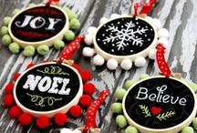 Christmas Ornaments / Create cool, personalized ornaments using the creative supplies at Archiver's! / by Archiver's