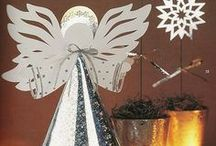 angel crafts / coloring pages ~ crafts ~ embroidery ideas ~ bead embroidery / by Peggy