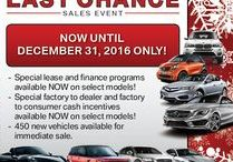 Sales Event / Santa Barbara Auto Group Offers Incredible Savings for New and Pre-Owned Luxury Vehicles