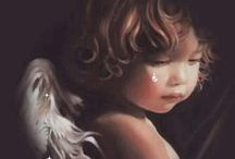 angels / by Peggy