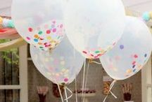 Party Ideas / Whether it's a birthday party, baby or wedding shower, or other celebration, we've got tons of great ideas to make it the best bash ever! / by Archiver's