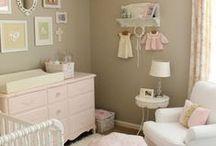 Nursery Pinspiration / by Megan Garner