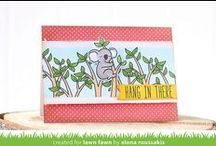 Lawn Fawn Ideas / Archiver's (www.archiversonline.com) is excited to now carry Lawn Fawn products in our online store. Get inspired with ideas for fabulous cards and other projects! / by Archiver's