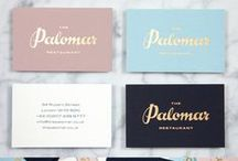 Business Cards / Beautiful Business Cards