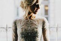 wedding - bride dresses