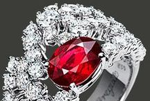 Passion / Enter into the world of #precious #stones #diamond #ruby