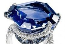 Infinity / Travel into the world of #precious #stones #diamond #sapphire