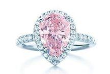 Romance / Enter into the world of #gemstones #pink #diamond