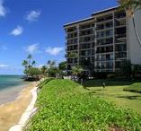 HOLOLANI RESORT / This Maui beachfront resort is an excellent family get-a-way with spacious oceanfront two bedroom condos. Let the refreshing trade winds keep you cool at the oceanfront pool just steps from the sand. A short stroll brings you to some of the islands best restaurants and shops at the Kahana Gateway Center. If you are looking for an incredible family vacation the Hololani is the perfect Maui condo rental, sure to be a vacation planner's dream.