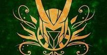 Tom Hiddlestone/Loki