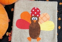 Celebrate: Thanksgiving / Fun Thanksgiving traditions and ideas including food, treats, gratitude activities, decor and more.  / by Amber Price: Crazy Little Projects