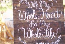 When I say I DO... / by Kaitlin Leigh