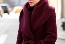 wooly coats. [because our winter is 7 months long.]