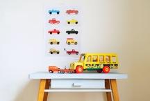 KIDS - ROOM FOR CAR LOVERS