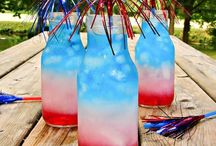 Celebrate: 4th of July / Everything patriotic for the 4th of July. From treats to crafts traditions to decor and more. / by Amber Price: Crazy Little Projects