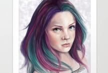 Laura MSS art / by Laura MSS