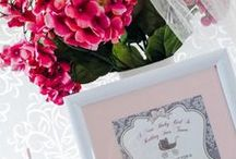 Baby Showered With Ideas / Celebrate the upcoming arrival of a precious new baby with personalized baby shower invitations, party planning games and ideas from the heart. Shower the mommy-to-be with just the girls or throw a couples baby shower for the expectant parents.