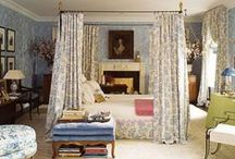 A Home In The English Country Side / An idea, a texture, a flavour, a state of mind. A reality? / by India Hicks