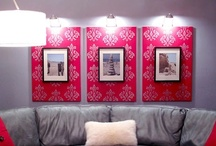 Crafty: Home Design Ideas / by Traci Palmieri