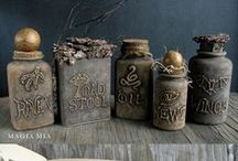 Easy Repurposed Projects / Some repurpose projects take an awful lot of work - not these. So simple, everyone can do!