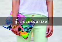 I accessorize / Everything but clothes. Enter at your own risk! Don't say we didn't warn ya / by Influenster