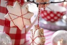 Red and White / by Glenda Pantley