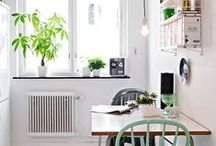 Kitchen and dining / An aesthetically pleasing place to make food, eat and entertain! Enjoy!