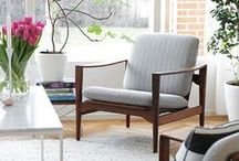 Mid century modern and vintage / by Geraldine Tan of Little Big Bell