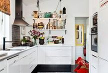 unreal kitchens. [i can dream.]