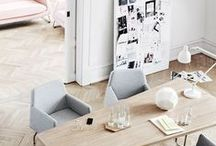 workspace / places with style