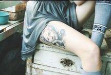 Tattoos I love / by Nicky Viau