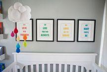 Baby room / by Katrina Wilder