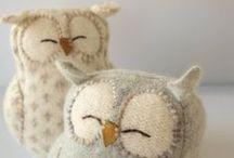 Owls / Pūcītes
