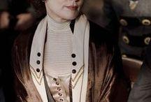 Lady Cora's Wardrobe / by Nichola Pope