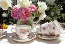 Garden Tea Parties / A garden tea party creates a beautiful background for celebrating. Creations by Leslie hopes to inspire you to create an exquisite, outdoor event for any special occasion; be it Mother's Day, a bridesmaid luncheon, a bridal shower, a wedding event or a birthday!