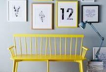 Yellow / Sunshine yellows to cheer!