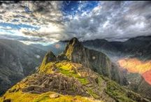 Peruvian landscapes / by Edouard Blessings