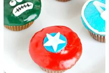 Superhero Party Ideas / All kinds of party ideas to throw the perfect Superhero party for kids! Sponsored by Target #AvengersatTarget