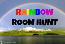 Latticed Learning: Rainbows