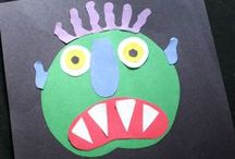 Latticed Learning: Monsters