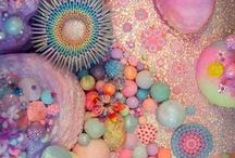 !BRIGHT! ~pastels~ / by Linda McHardy