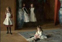 Sargent, John Singer (1856-1925, American painter)
