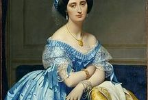 Ingres, Jean Auguste Dominique (1780-1867, French painter)