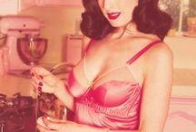 Dita von Teese lingerie