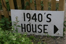 ~ True Vintage Home ~ / What a real vintage house should look lke
